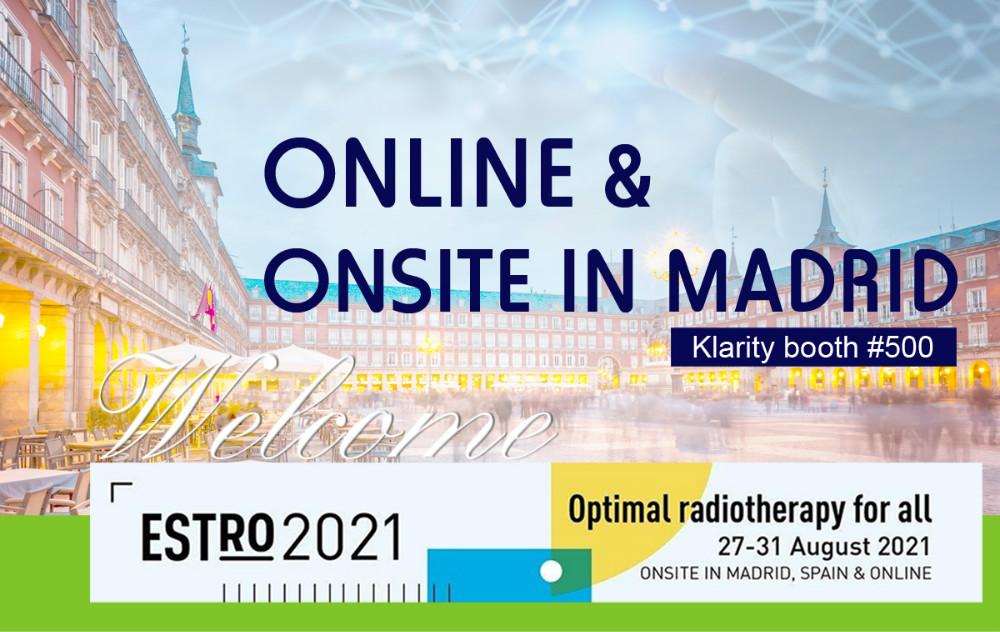 ESTRO 2021邀请函